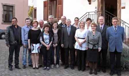 Conseil Municipal Innenheim